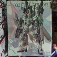 MG Unicorn Full Armor - Gaogao