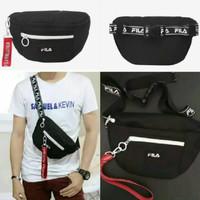 Tas Pinggang Selempang UNISEX Sling Waist Body Bag Import | CS-WB 08