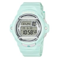 Casio Baby-G BG-169R-3DR Special Color Model Ladies Digital Dial Green