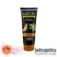 Natur Conditioner Ginseng & Olive Oil Untuk Rambut Rontok