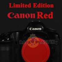 Canon Red Body Cap - Rear Cover Limited Edition Supreme
