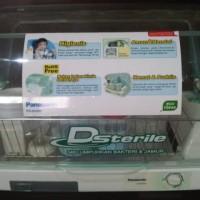 Sterilizer Dish Dryer Panasonic Alat Pengering Botol Susu Bayi Murah