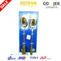 maxim ice tea spoon 6pcs Sendok es teh / LAPR8006203 MASPIAPR6ICETEASP