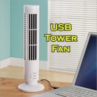mini tower fan / kipas angin mini / kipas unik / kipas meja usb
