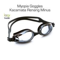 Myopia Optical Swim Goggles - Kacamata Renang Minus