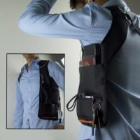 Tas Multiungsi Tas Intel Tas Gadget Travel Bag Organizer Tas Traveling