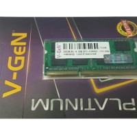 RAM DDR3 SODimm V-GeN 4GB PC10600/1333Mhz (Memory Laptop VGEN)