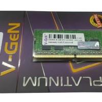 RAM DDR4 SODimm V-GeN 8GB PC21300/2666Mhz (Memory Laptop VGEN)