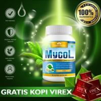 Mycol-Herbal BPOM Menurunkan Lemak Darah & Trigliserida