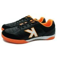 Sepatu Futsal Kelme Land Precision (Navy/Orange) Limited