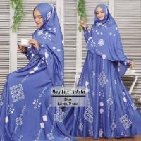Baju Muslim Gamis Syari Pesta Wanita Maxmara Lux Nikita Terbaru
