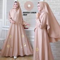 Baju Muslim Gamis Syari Pesta Wanita Balotelly Jacklin Terbaru