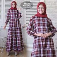 Baju Muslim Gamis Syari Pesta Wanita Maxi Kotako Terbaru