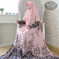 Baju Muslim Gamis Syari Pesta Wanita Maxmara Lux Evoria Terbaru