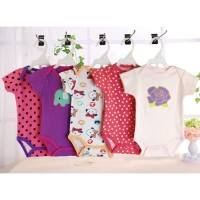 Aisyah Shop 708 Jumper Baju Anak Baju Bayi Setelan 5In1 Impor 3M 6M 9M