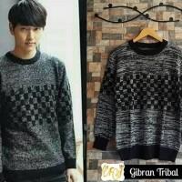 Gibran Tribal Sweater