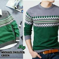 Michael Sweater Green
