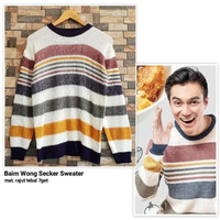 Baim Wong Secker Sweater