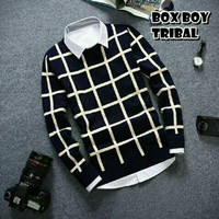 Box Boy Sweater