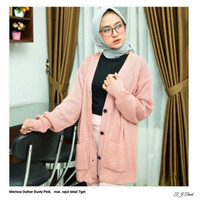 Merissa Outer Dusty Pink