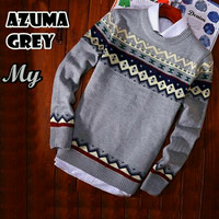 Azuma Grey Sweater