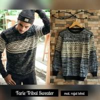 Farie Tribal Sweater