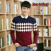 Joe Tribal Sweater