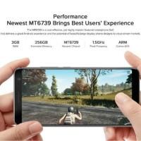 Handphone umidigi Al pri 3 Gb rom android smartphone