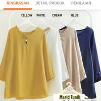 baju atasan blouse merid tunik baju muslim blouse muslim