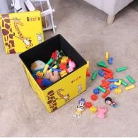 n 335 Animal Storage box / Tempat Mainan / Majalah /kursi organizer