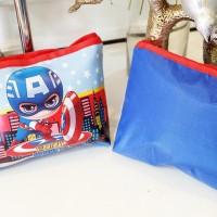 Pesanan pouch souvenir 40pcs