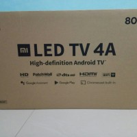 Xiaomi Mi TV 4A Smart Android 32 garansi resmi