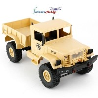 WPL B-14 1/16 2.4GHz 4WD RC Crawler Off-road Military Truck Car