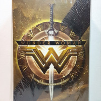 Wonder woman hot toys training armor version dc ww action figure