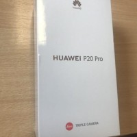 Huawei P20 Pro 40 MP RAM 6 GB / STORAGE 128 GB GARANSI 2 YEARS