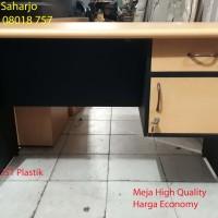 Meja Kerja Kantor Staff High Quality Ukuran 120x60 cm PRINT MT-123