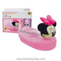 Munchkin Inflatable Tub Minnie/Bak mandi anak bayi