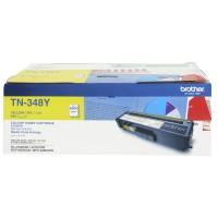 BROTHER Toner TN-348Y   TN348Y   TN348 Y Original Yellow