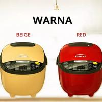 Rice Cooker Digital Yongma 2 L - Magic Com Yong Ma YMC 211 / YMC211