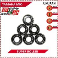 ROLLER Racing BRT Yamaha MIO Sporty 7 8 9 10 Gram Loller Bore Up Loler