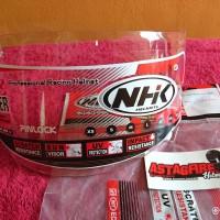 Visor flat Nhk RX9