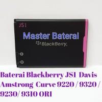 Baterai Blackberry BB JS1 Curve Davis Amstrong 9220 9320 9230 9310 ORI