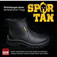 KRISBOW Safety Shoes SPARTAN 6inch
