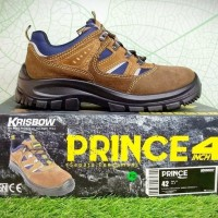 KRISBOW Safety Shoes PRINCE 4inch
