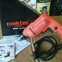 """Mesin bor tangan listrik """"10 mm"""" Maktec MT60 MT 60"""