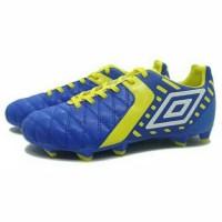Sepatu Bola Umbro Medusae II Club HG Electric Blue Murah