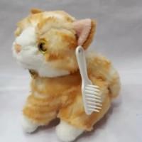 Boneka Kucing Lucu Cantik