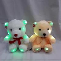 Boneka Light Teddy Beruang