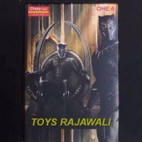 Toys Rajawali Action figure Black Phanter Crazy toys scale 1:6