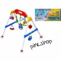 Mainan Musik Anak Play Gym - Rattle Bayi Musical Playgym